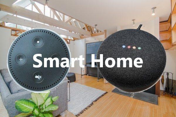 リモコン不要!AlexaやGoogleHomeを使って声で家電を操作する方法